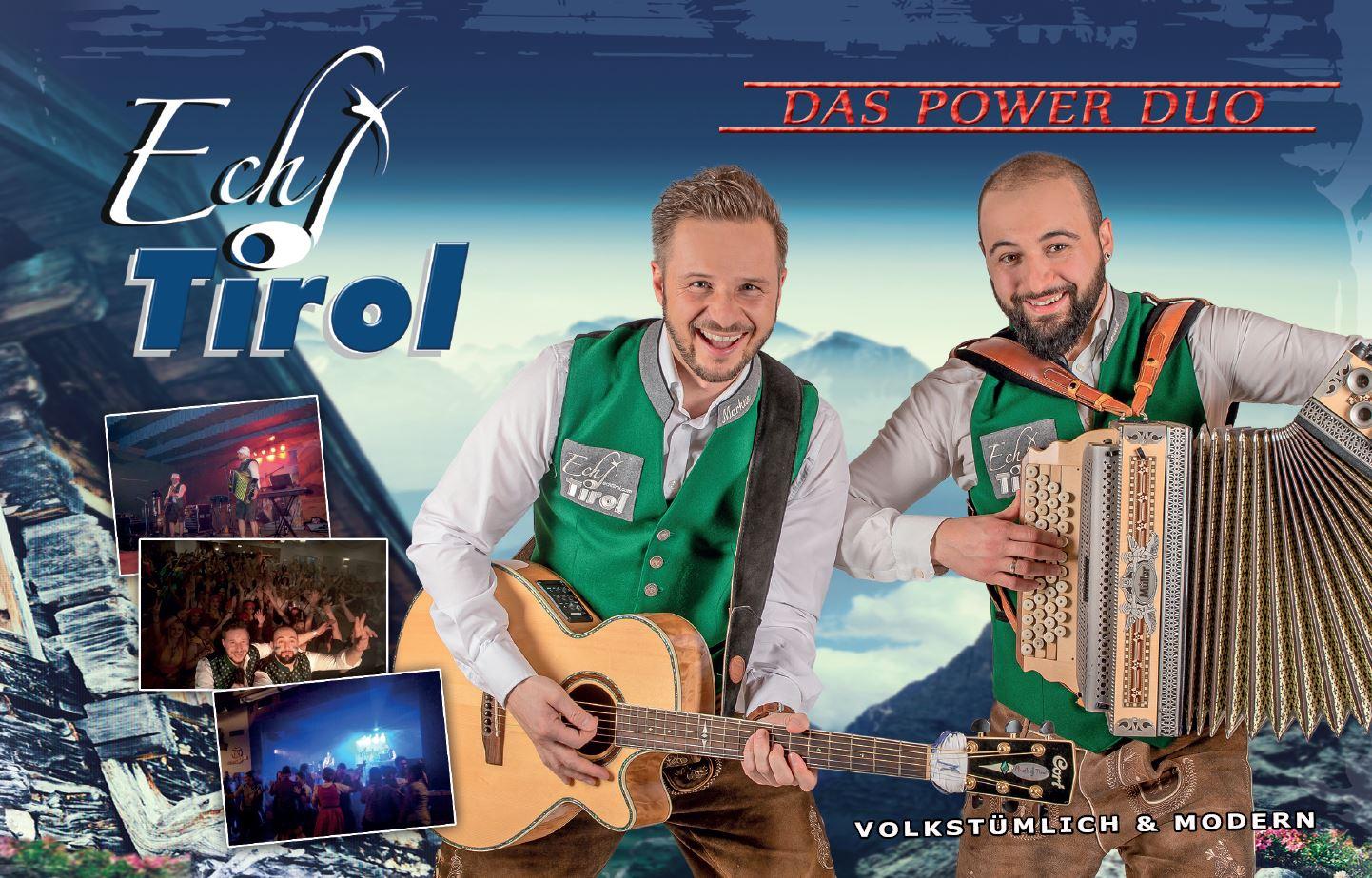 Power DUO Echt Tirol 2021